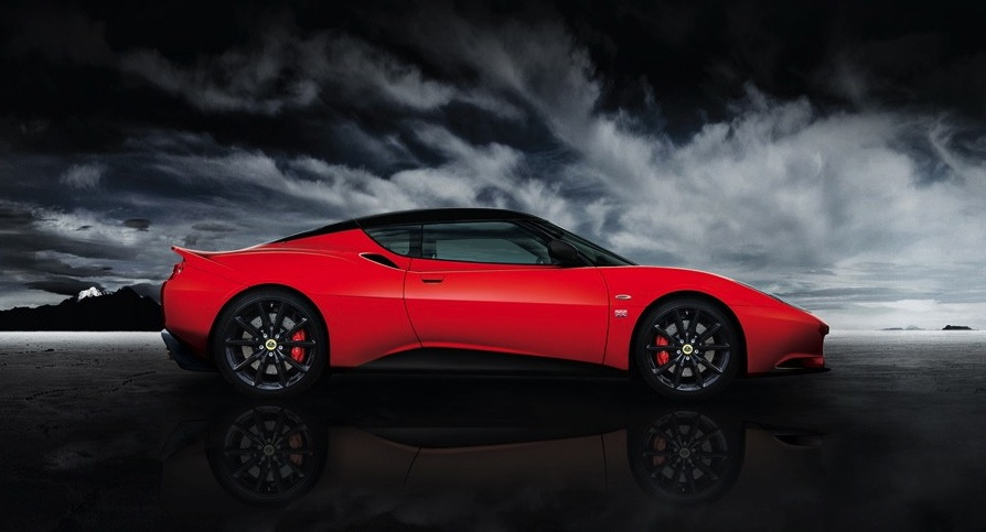 2013 Lotus Evora Sports Racer