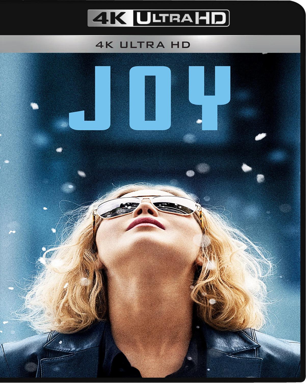 Joy [2015] [UHD] [2160p] [Latino]