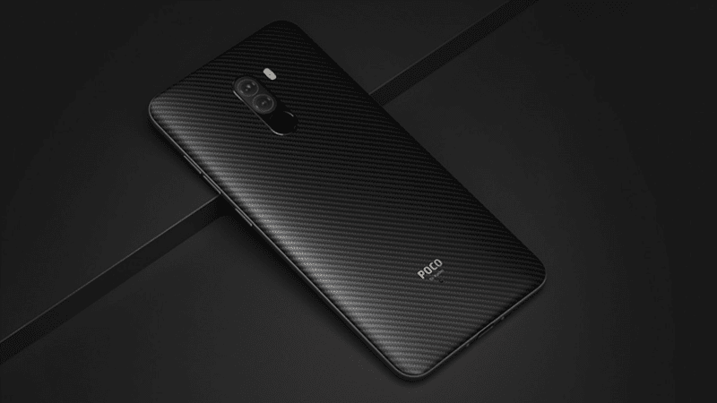 POCO F1 is official, the cheapest Snapdragon 845 smartphone in the world