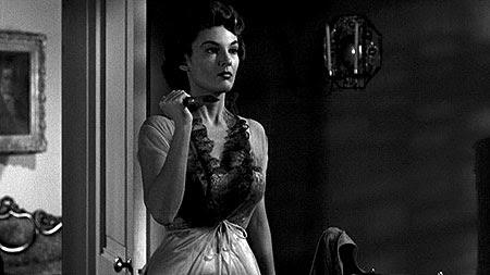 Zombies of Mora Tau (1957), secuencia de la película