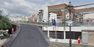 La rampa de postigo de Los Abades de Málaga