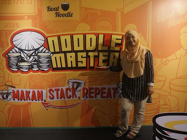 """Ulangtahun ke 5 Boat Noodle : Restoran """"street food Thai"""" pilihan rakyat Malaysia"""
