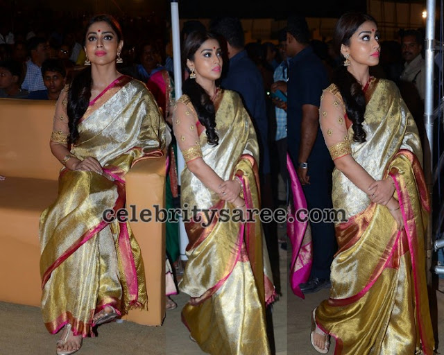 Shriya Saran at Gautami Putra Satakarni Audio