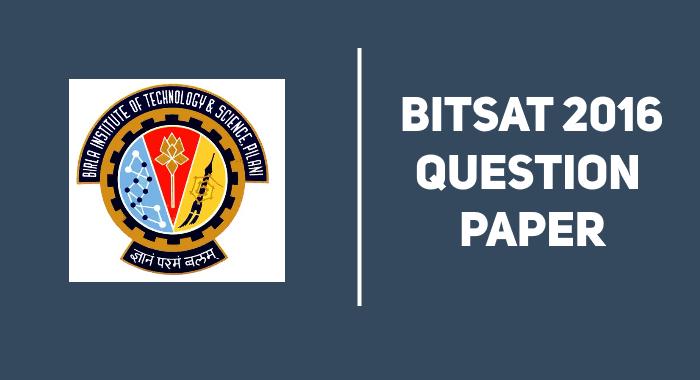 Bits Pilani Sample Papers Pdf