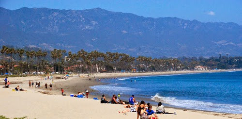 Santa Barbara Ca Beach The Best Beaches In World