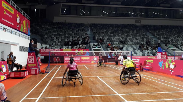 INAPGOC Targetkan 2 Ribu Penonton Setiap Hari di Test Event Asian Para Games