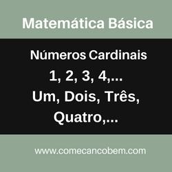 Números cardinais