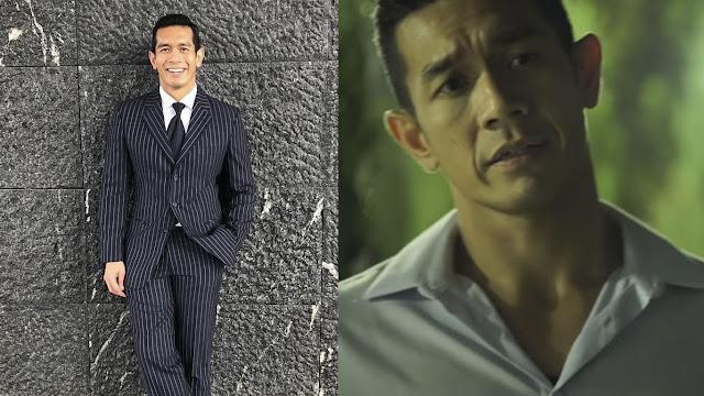 Biodata Fahrin Ahmad Pelakon Drama Setelah Cinta Itu Pergi