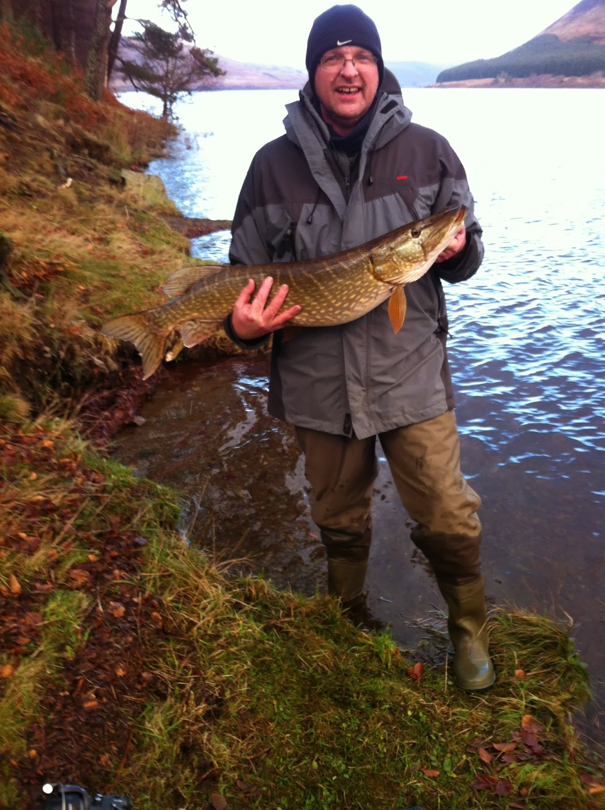 Views from the loch : January 2014