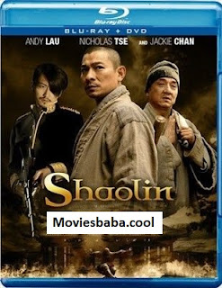 Shaolin (2011) Full Movie Dual Audio Hindi DVDRip 480p