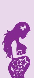 العناية بالحامل والمرضعة