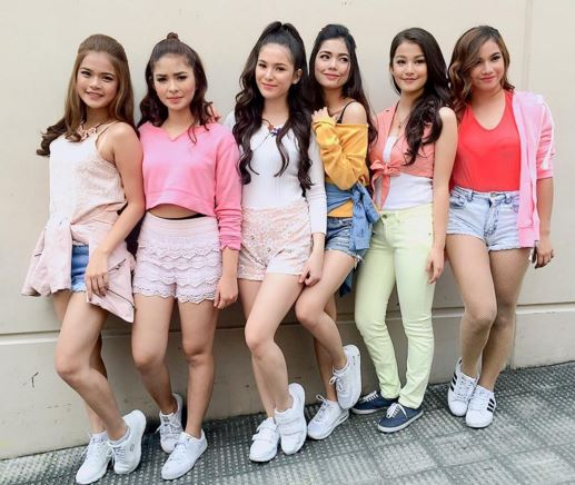 All Female Group 116