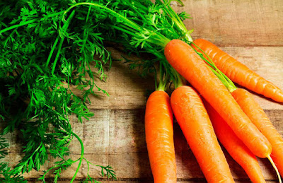Benefits of eating one carrot per day!