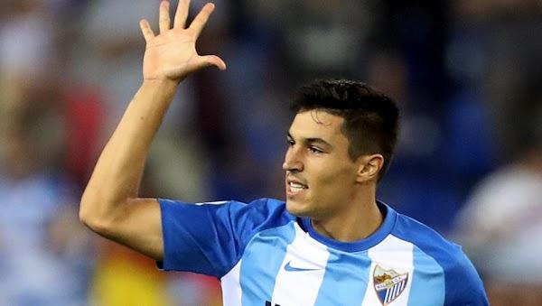 Málaga, Diego González será baja en el primer encuentro de 2018/2019