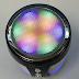 [125k] Loa bluetooth WS-1805B có đèn led đổi màu cực đẹp