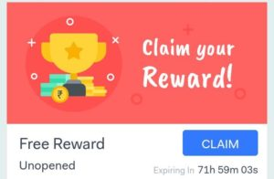Hike Rewards Trick claim your reward