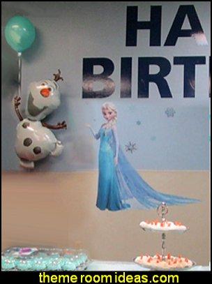 Disney's Frozen Olaf 41 Inch Jumbo Mylar Balloon