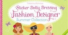 Nayu S Reading Corner Sticker Dolly Dressing Fashion Designer Summer Collection Children S 7 Years Sticker Book 8 10
