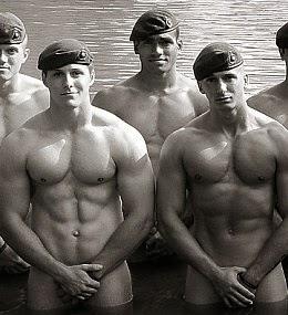 Wide hips narrow skinny nude