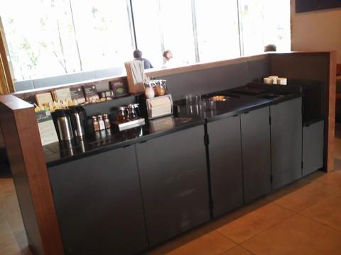 トッピングコーナー スターバックスコーヒー羽島福寿店