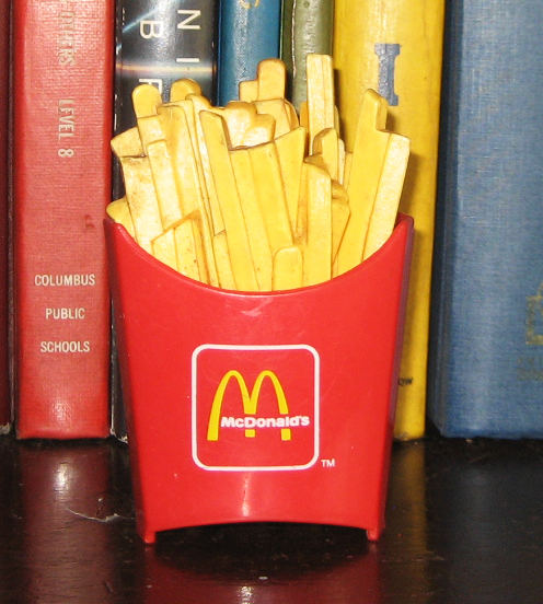 Percy S Memorabilias Mcdonalds French Fries Puzzle