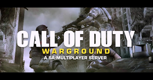Official Call Of Duty : WARGROUND Trailer