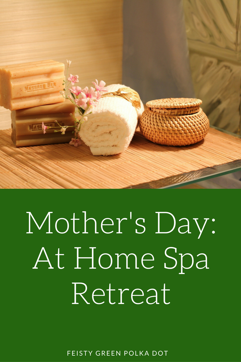Give your mother an at home spa day with  these products.