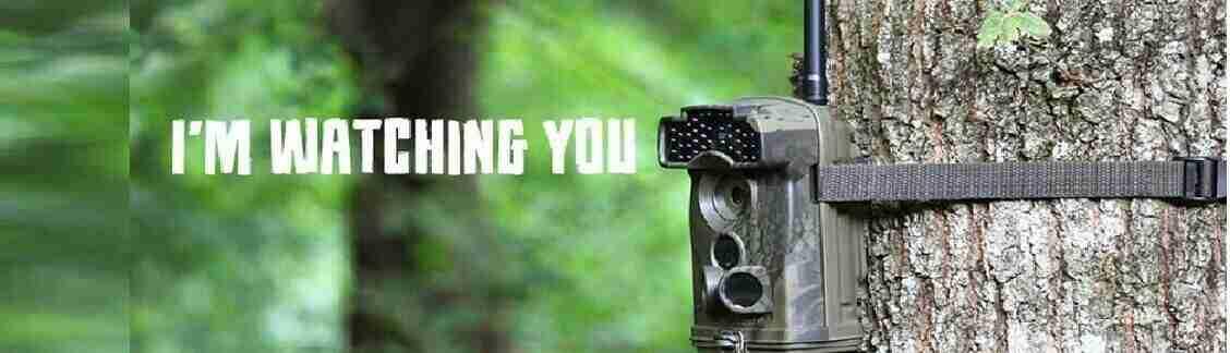lovske kamere za odročne kraje brez elektrike in interneta
