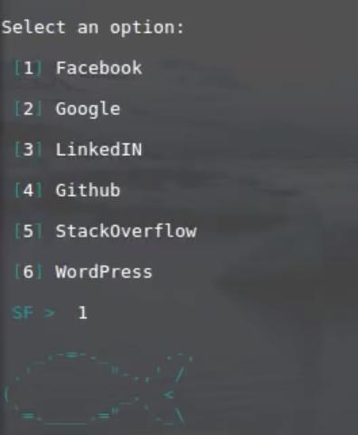 Un informático en el lado del mal: SocialFish2 0: Nueva