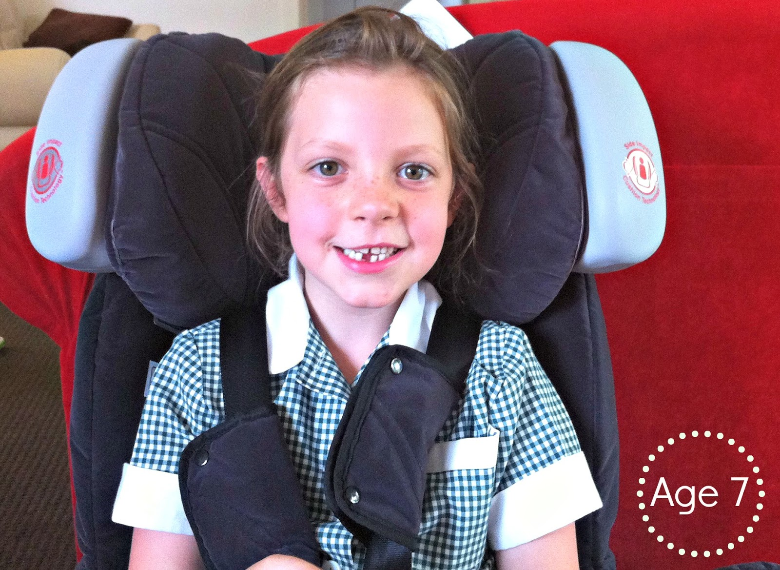 Clairey Hewitt: Safe n Sound Diamond AHR Car Seat Review.