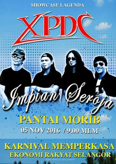 Event XPDC Pantai Morib | 5 Nov 2016