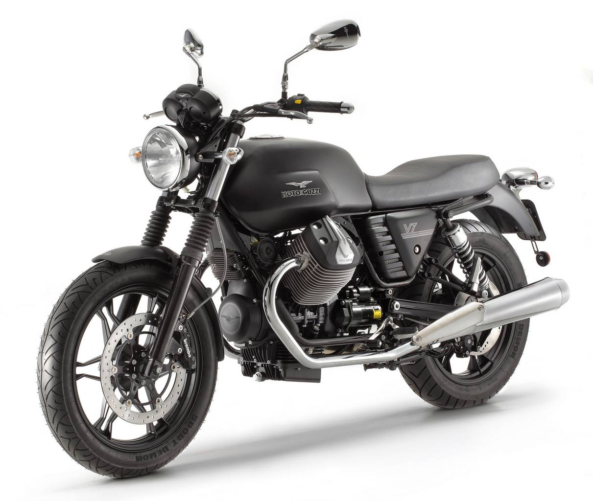 cafe racer special 2012 moto guzzi v7 classic. Black Bedroom Furniture Sets. Home Design Ideas