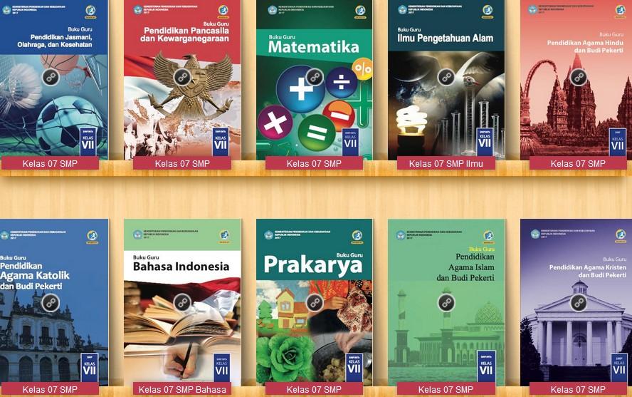 Buku kelas vii kurikulum 2013 edisi revisi 2017