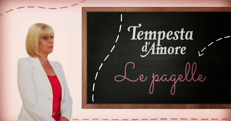 Tempesta D'Amore: Le Pagelle dal 2 all'8 ottobre 2016