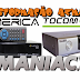 AZAMÉRICA S922 BIG TRANSFORMADO EM TOCOMSAT DUO HD V02.029 | MODIFICADA SKS ON 58W - 18/07/2016