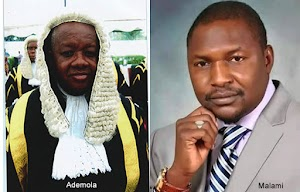 SHOCKING SECRETES: Malami Begged Me To Become A SAN – Justice Ademola Open Up