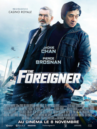 The Foreigner 2017 English