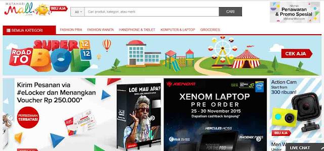 Belanja Online di Situs No 1 di Indonesia, Yuk