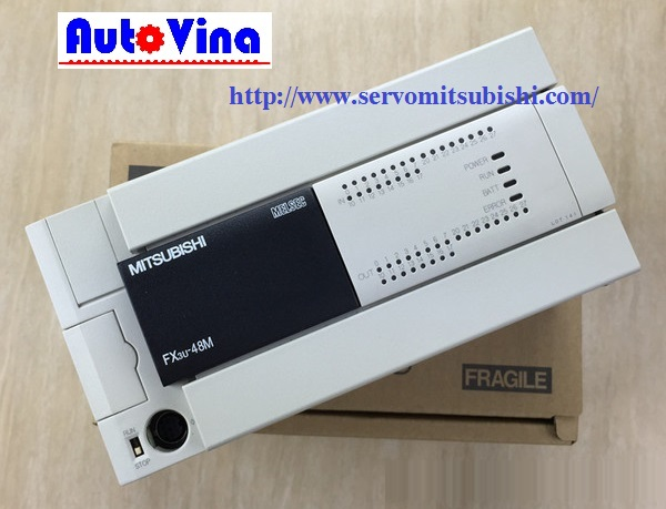 Đại lý phân phối, mua bán PLC Mitsubishi FX3U-48MR/ES-A