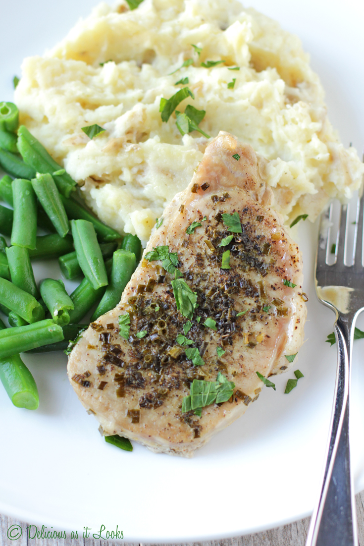 recipe: baked herbed pork chops [35]