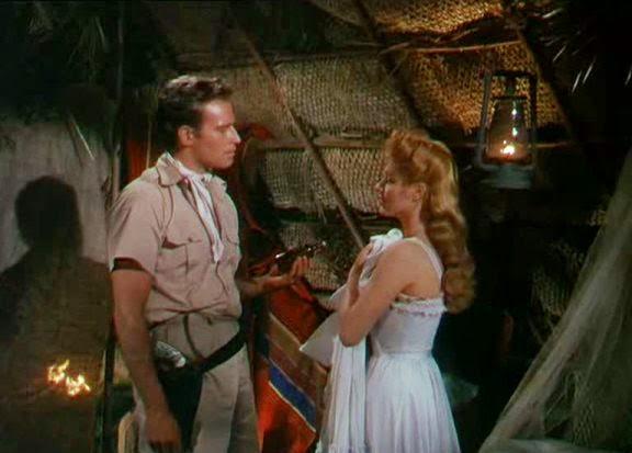 The Naked Jungle (1954)   film freedonia