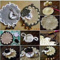 Agarradera crochet