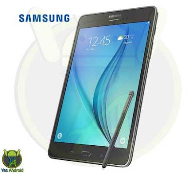 P355MUBU1APC4 Android 5.0.2 Galaxy Tab A SM-P355M