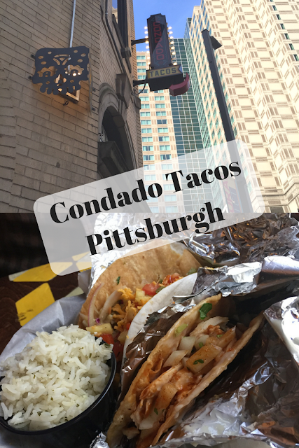 Build Your Own Tacos at Condado Tacos in Pittsburgh