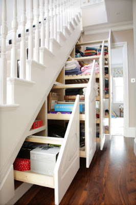 Creative and Clever Under Stair Storage Designs (16) 8