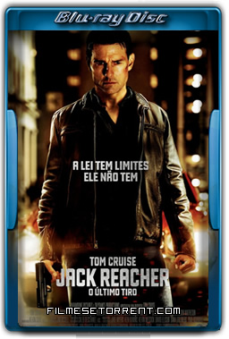 Jack Reacher O Ultimo Tiro Torrent 2012 720p 1080p BluRay Dublado