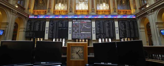 Bolsa de Madrid e inversion en mercados bursatiles