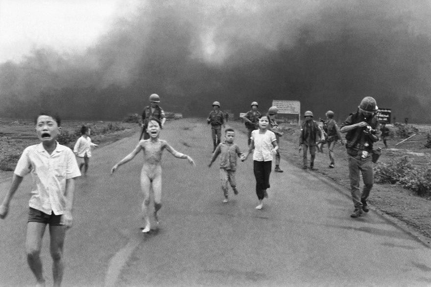 The Terror Of War, Nick Ut, 1972