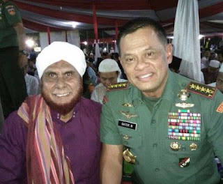Panglima TNI Gatot Nurmantyo Minta Data Pesantren Tahfidz se-Indonesia