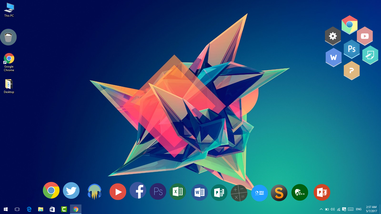 Free Download Rainmeter With Skins - Softy Geeks